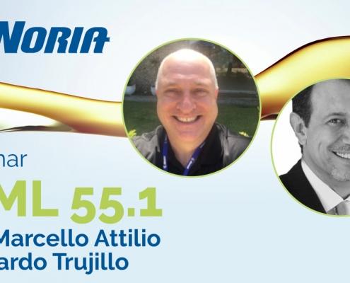 ICML 55.1 com Gerardo Trujillo e Marcello Attilio